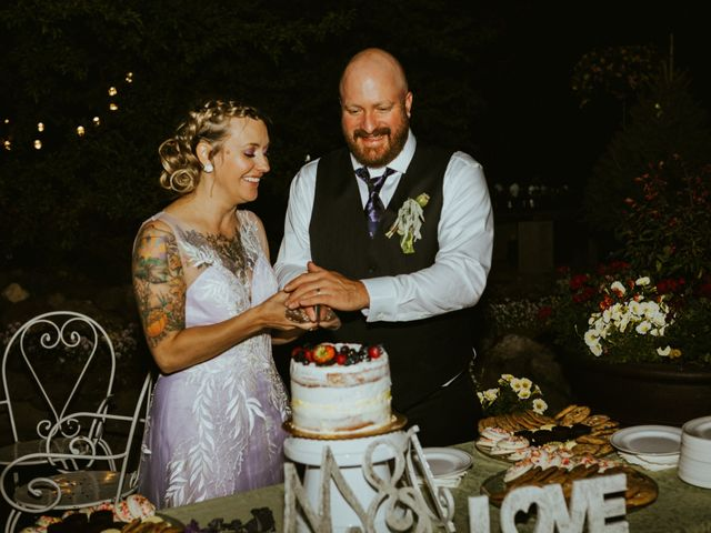Dustin and Mary's Wedding in Flagstaff, Arizona 4