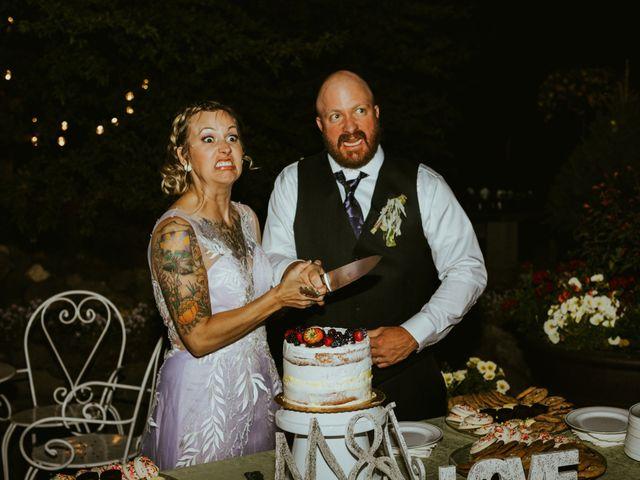 Dustin and Mary's Wedding in Flagstaff, Arizona 5