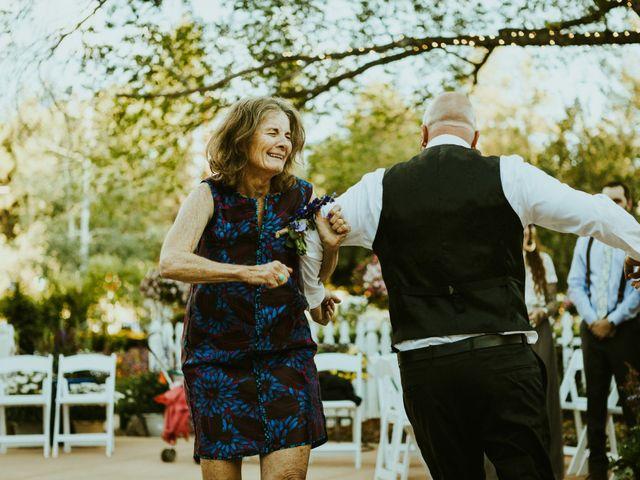 Dustin and Mary's Wedding in Flagstaff, Arizona 7