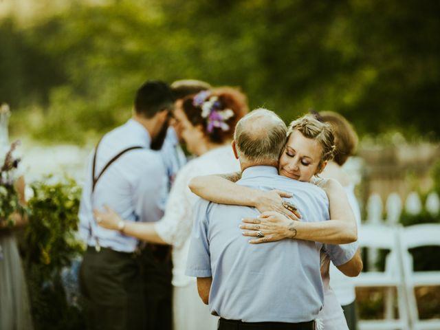 Dustin and Mary's Wedding in Flagstaff, Arizona 8