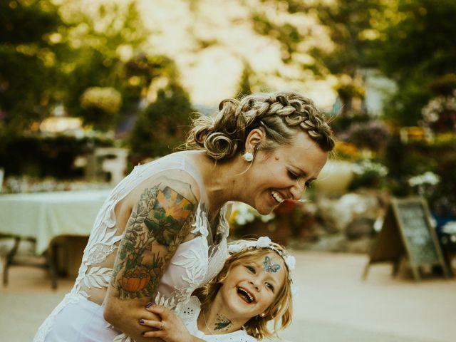 Dustin and Mary's Wedding in Flagstaff, Arizona 10