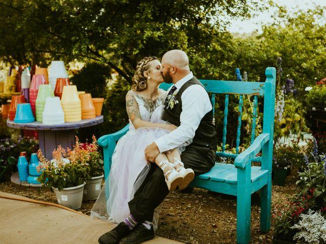 Dustin and Mary's Wedding in Flagstaff, Arizona 2