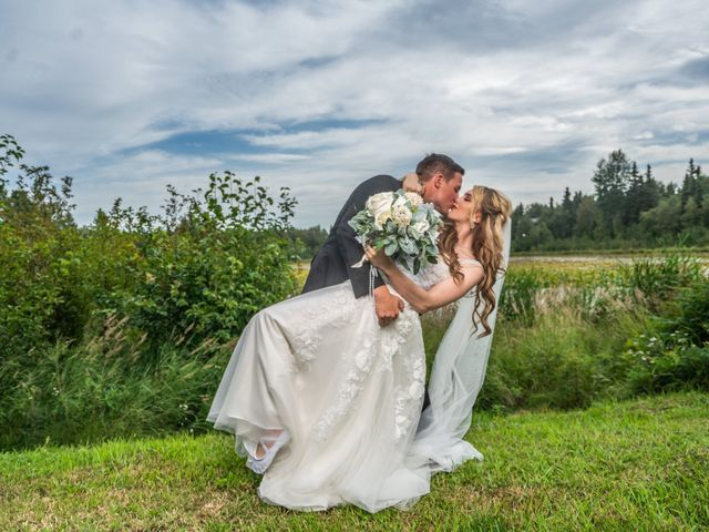 The wedding of Kendra and Austin