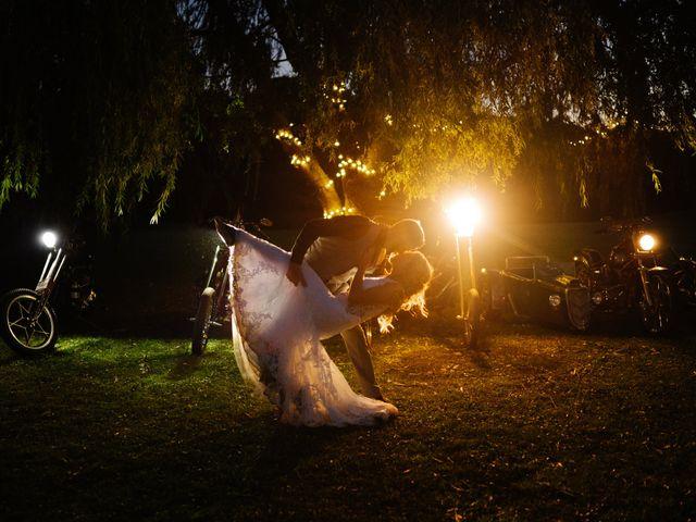 The wedding of Alisha  and Dakota