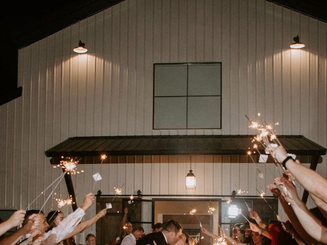 Cameron and Sonnie's Wedding in Celeste, Texas 4