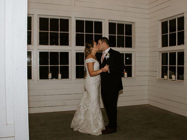 Cameron and Sonnie's Wedding in Celeste, Texas 5