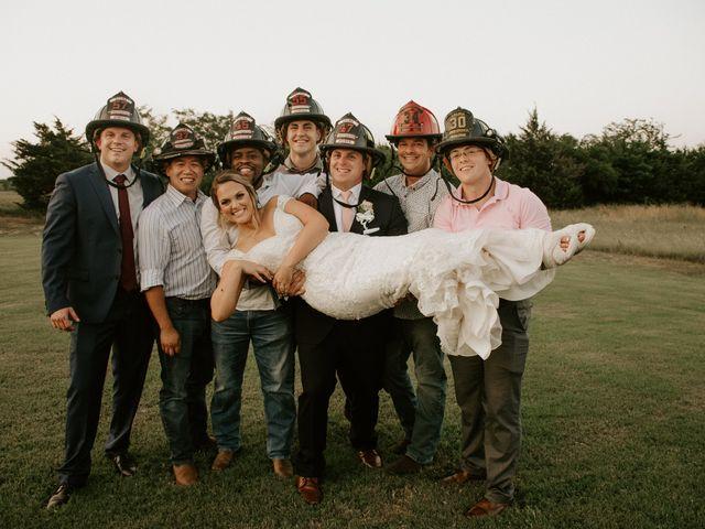 Cameron and Sonnie's Wedding in Celeste, Texas 10