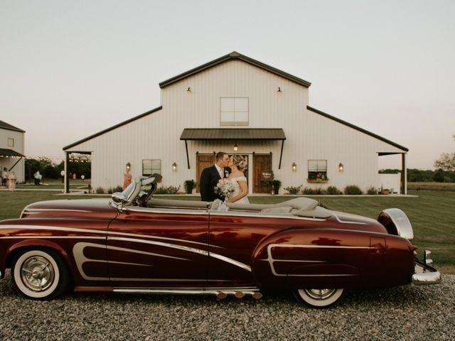 Cameron and Sonnie's Wedding in Celeste, Texas 11