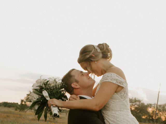 Cameron and Sonnie's Wedding in Celeste, Texas 13