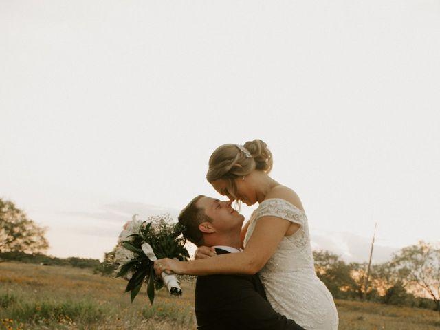 Cameron and Sonnie's Wedding in Celeste, Texas 14