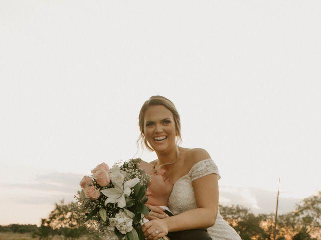Cameron and Sonnie's Wedding in Celeste, Texas 15