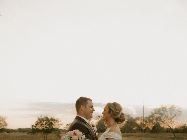 Cameron and Sonnie's Wedding in Celeste, Texas 17