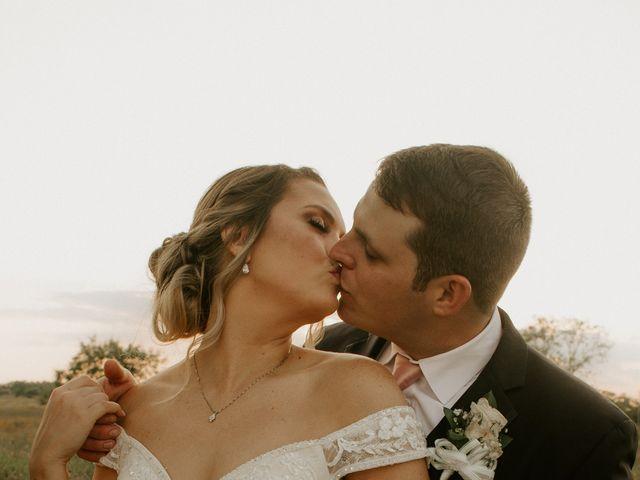 Cameron and Sonnie's Wedding in Celeste, Texas 18