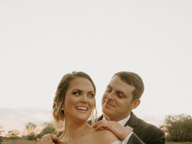 Cameron and Sonnie's Wedding in Celeste, Texas 19