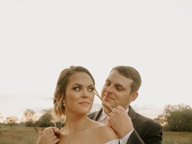 Cameron and Sonnie's Wedding in Celeste, Texas 20