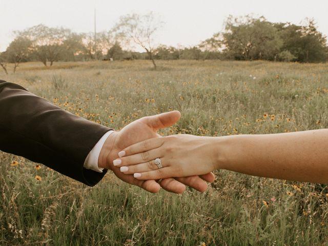 Cameron and Sonnie's Wedding in Celeste, Texas 24