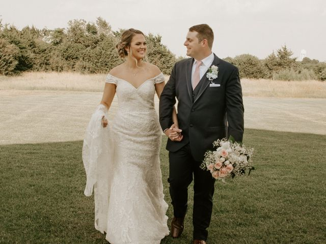 The wedding of Sonnie and Cameron