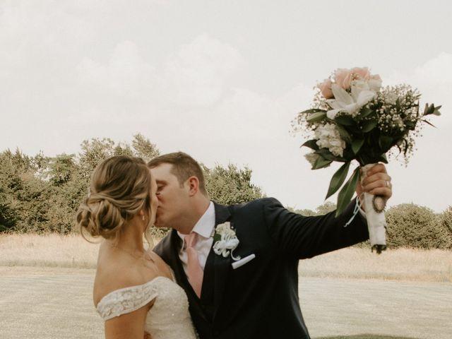 Cameron and Sonnie's Wedding in Celeste, Texas 25