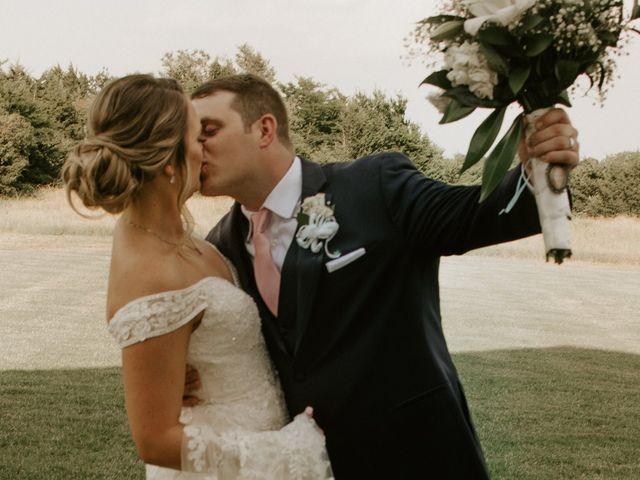Cameron and Sonnie's Wedding in Celeste, Texas 26