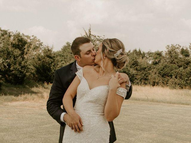 Cameron and Sonnie's Wedding in Celeste, Texas 27