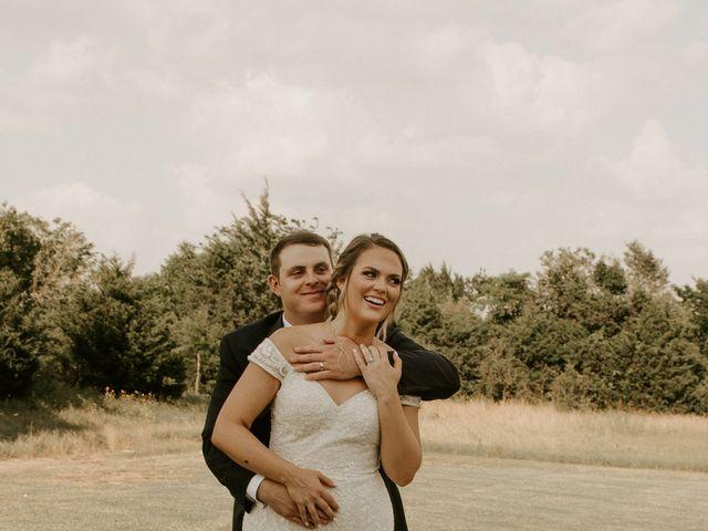 Cameron and Sonnie's Wedding in Celeste, Texas 28