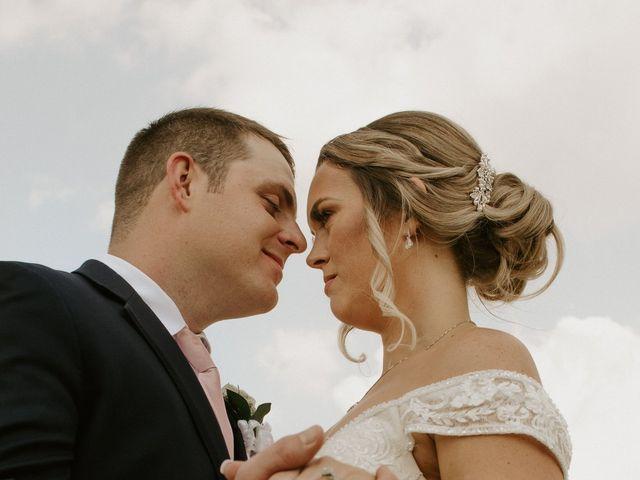 Cameron and Sonnie's Wedding in Celeste, Texas 29