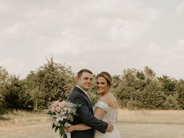 Cameron and Sonnie's Wedding in Celeste, Texas 30