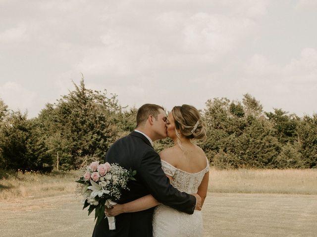 Cameron and Sonnie's Wedding in Celeste, Texas 31
