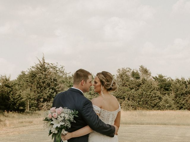 Cameron and Sonnie's Wedding in Celeste, Texas 32