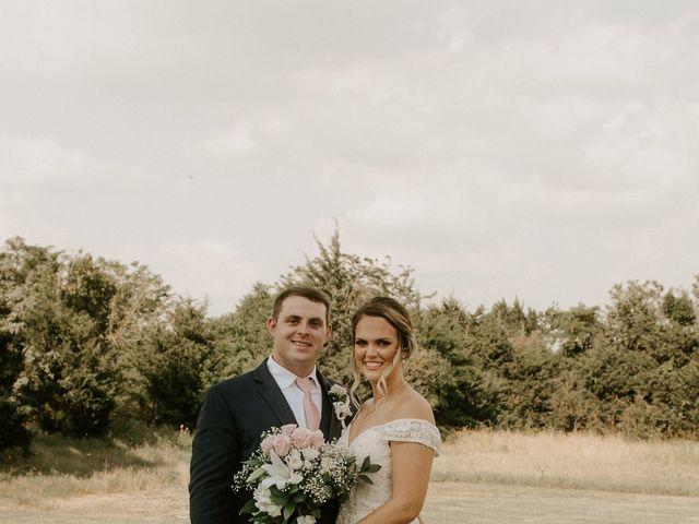 Cameron and Sonnie's Wedding in Celeste, Texas 33