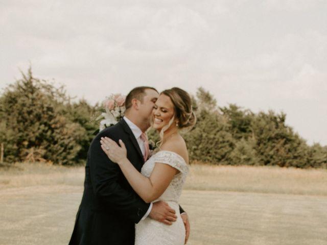 Cameron and Sonnie's Wedding in Celeste, Texas 34