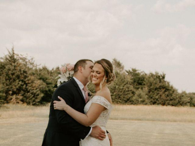 Cameron and Sonnie's Wedding in Celeste, Texas 35