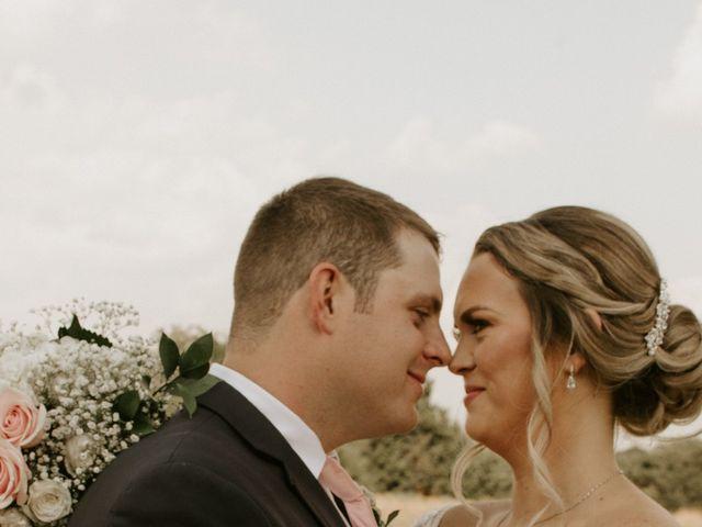 Cameron and Sonnie's Wedding in Celeste, Texas 38