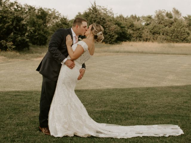 Cameron and Sonnie's Wedding in Celeste, Texas 39