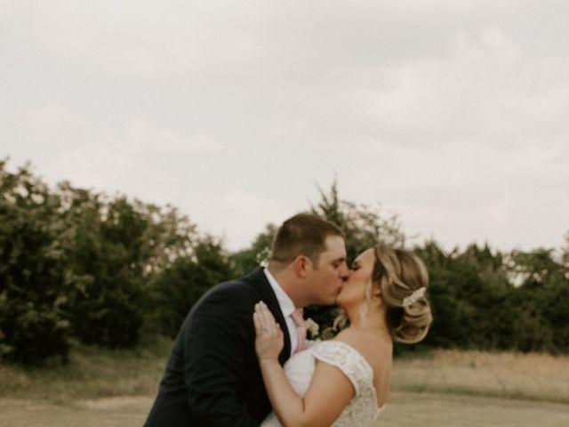 Cameron and Sonnie's Wedding in Celeste, Texas 40