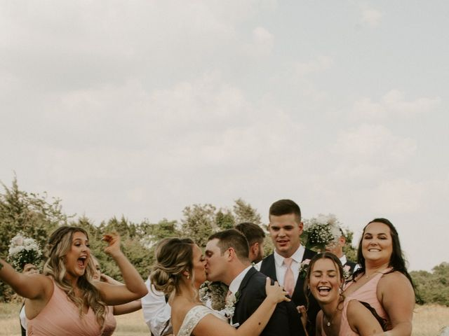 Cameron and Sonnie's Wedding in Celeste, Texas 41