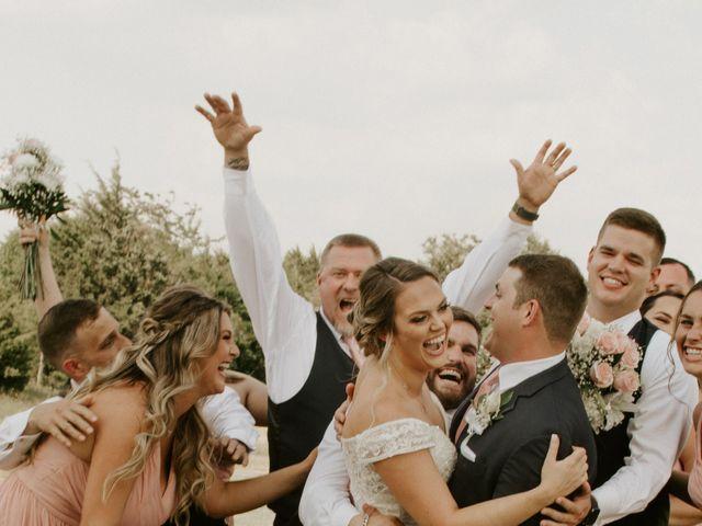 Cameron and Sonnie's Wedding in Celeste, Texas 42