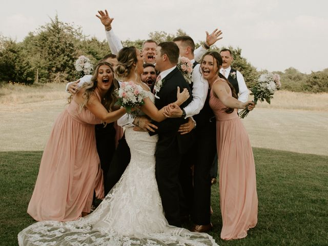 Cameron and Sonnie's Wedding in Celeste, Texas 43