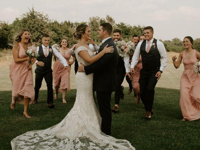 Cameron and Sonnie's Wedding in Celeste, Texas 44