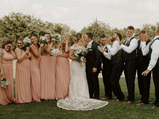 Cameron and Sonnie's Wedding in Celeste, Texas 45