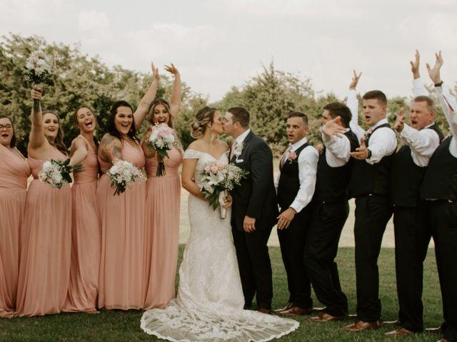 Cameron and Sonnie's Wedding in Celeste, Texas 46