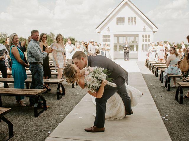 Cameron and Sonnie's Wedding in Celeste, Texas 2