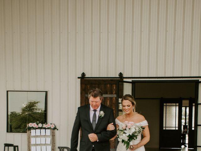 Cameron and Sonnie's Wedding in Celeste, Texas 51