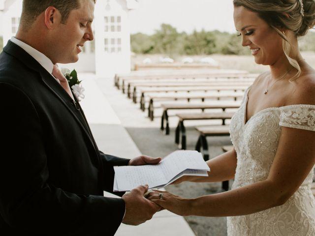 Cameron and Sonnie's Wedding in Celeste, Texas 52