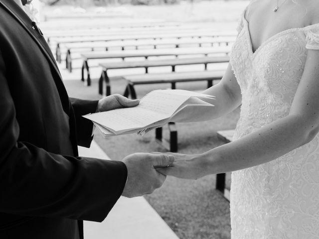 Cameron and Sonnie's Wedding in Celeste, Texas 54