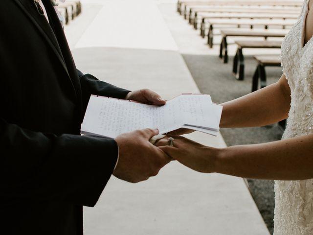 Cameron and Sonnie's Wedding in Celeste, Texas 55