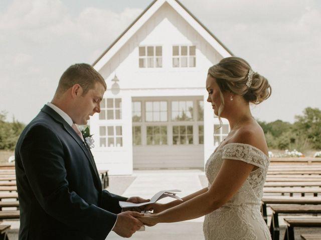 Cameron and Sonnie's Wedding in Celeste, Texas 63
