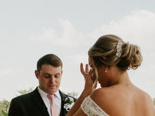 Cameron and Sonnie's Wedding in Celeste, Texas 67