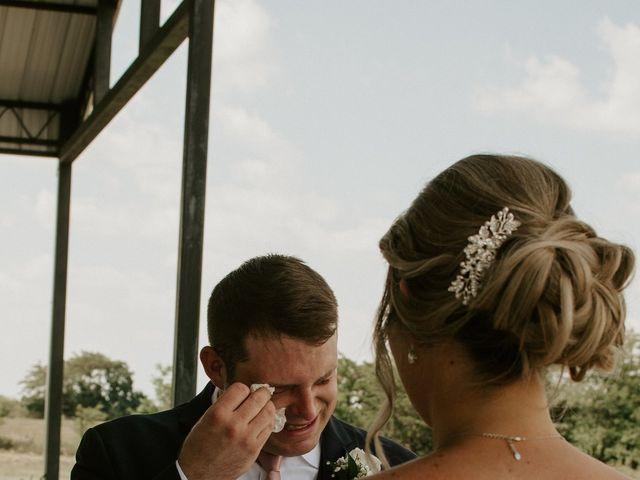 Cameron and Sonnie's Wedding in Celeste, Texas 68