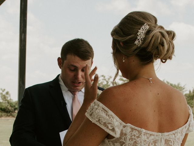 Cameron and Sonnie's Wedding in Celeste, Texas 69